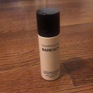 BareMinerals bareskin Foundation